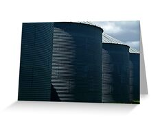silos Greeting Card