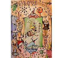 Cirque de Absurdite  Photographic Print