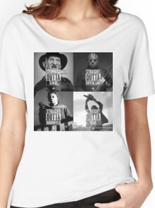 Horror Foursome Women's Relaxed Fit T-Shirt