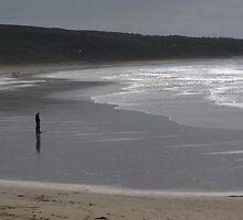 wave watching by kerrie black