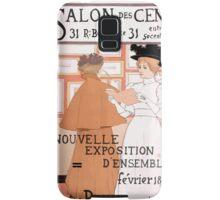 Armand Rassenfosse Salon affiche 2 Rassenfosse Samsung Galaxy Case/Skin