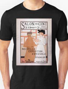 Armand Rassenfosse Salon affiche 2 Rassenfosse T-Shirt