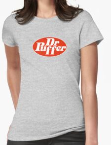 Dr. Puffer Cola Womens Fitted T-Shirt
