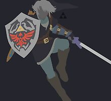 Link (Dark) - Super Smash Bros. by samaran
