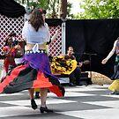 Gypsy Dance ... by Danceintherain