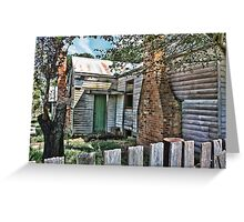 ~ Once Upon a Home ~ Greeting Card