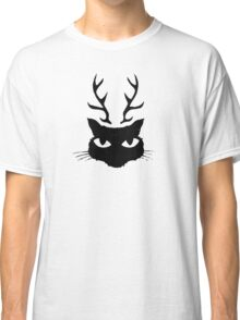 deer cat Classic T-Shirt