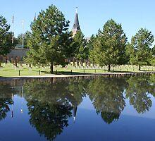 Oklahoma City Memorial by Laura Davis