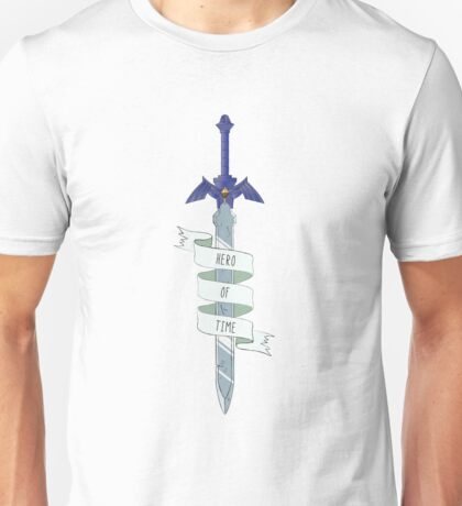 Hero Of Time Unisex T-Shirt