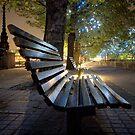 bench by weglet