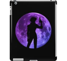 cowboy bebop spike spiegel moon anime manga shirt iPad Case/Skin
