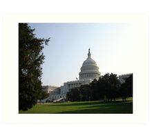 U.S. Capitol Art Print