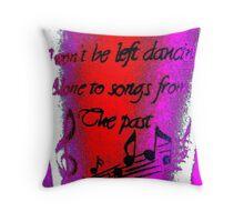 """Ella's Tattoo"" - Colour Throw Pillow"