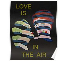 Lesvos Rose Love Is In The Air Poster
