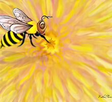 Ode to the Bumble by KathiSPerez
