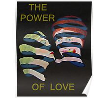 Lesvos Rose The Power Of Love Poster