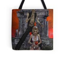2025 .. The Last Days of Humanity Tote Bag