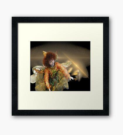 Elfin Magic Framed Print