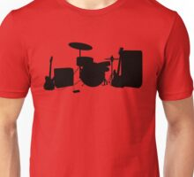 Rock Band Unisex T-Shirt