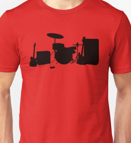 Rock Band Unisex T-Shirt