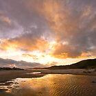 Lights Beach Sunset 2011 by pennyswork