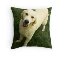 Competition Winner Throw Pillow