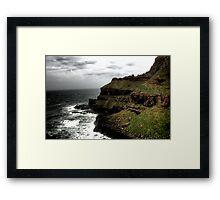 Giants Causeway - Northern Ireland Framed Print