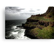 Giants Causeway - Northern Ireland Canvas Print