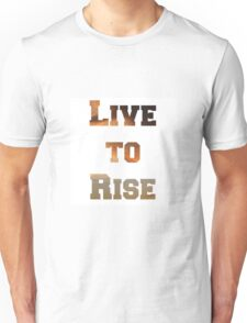 Seek to Achieve 7 Unisex T-Shirt