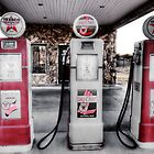Old Gas Pumps - Decatur , Texas 2 by jphall