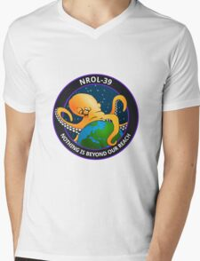Nothing Is Beyond Our Reach - NROL-39 Mens V-Neck T-Shirt