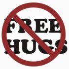 No Free Hugs by Vanessa Barklay
