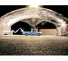VW Caddy Mk1 Photographic Print