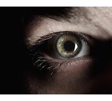 eye eye Photographic Print
