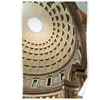 Dome of the Pantheon Poster