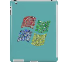 Classic Icons Windows Logo iPad Case/Skin