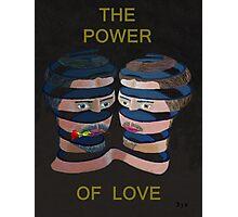 Mykonos Rose The Power Of Love Photographic Print