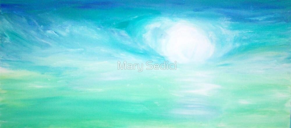 Glowing by Mary Sedici