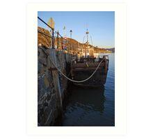 Barmouth harbour No2 Art Print