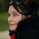 Dreamy portrait in the park by Alex Cassels