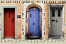 Doors of Culross by simpsonvisuals