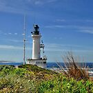 Point Lonsdale Perspective by Steven  Agius