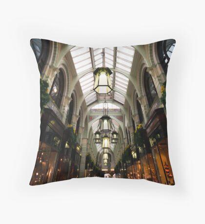 Royal Arcade Throw Pillow