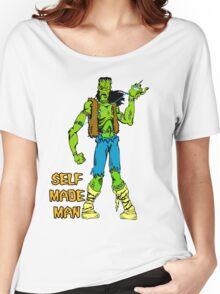 Self Made Man Shirt Women's Relaxed Fit T-Shirt