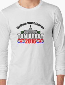 Tom Brady 2016 Long Sleeve T-Shirt