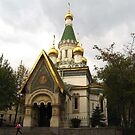 The Russian church by Maria1606