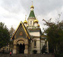 The Russian church by Maria1606