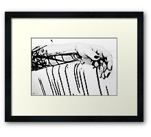 The End Of All Things Framed Print