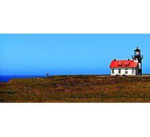 Cabrillo Lighthouse #2 Photographic Print