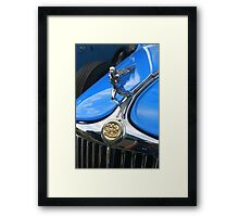 """Graham Hood and Grill"" Framed Print"
